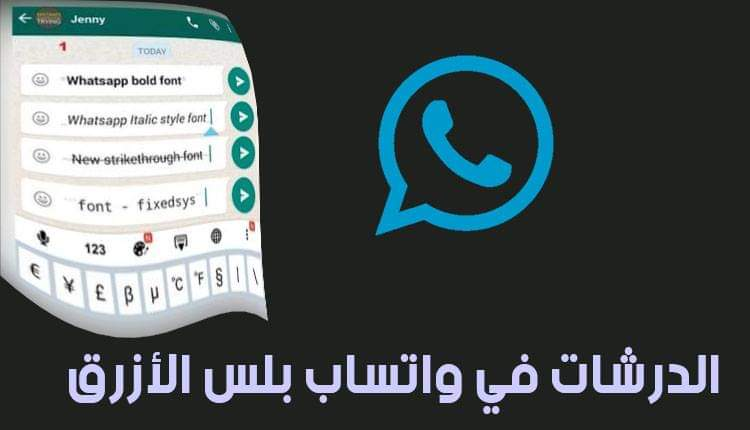 WhatsApp Blue Download
